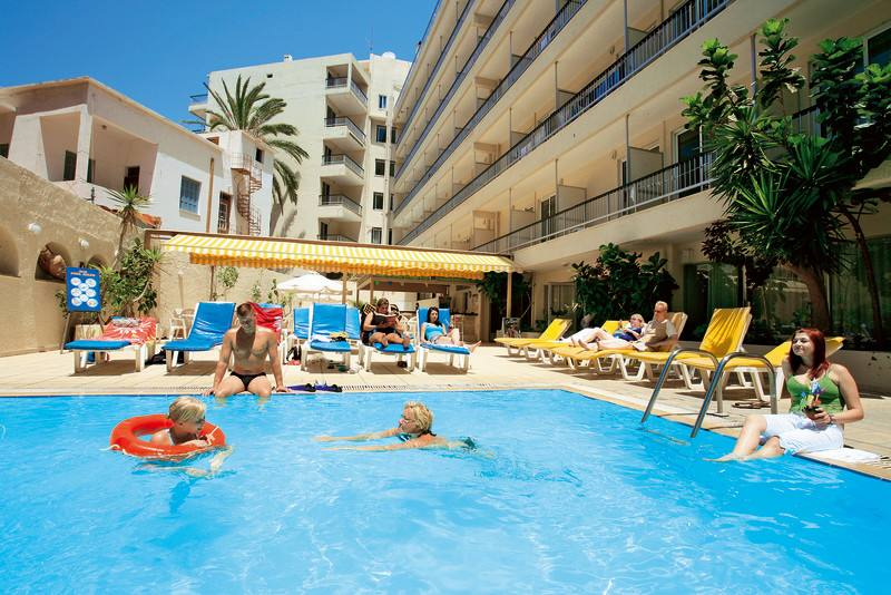 Hotel Esperia - Rhodos stad - Rhodos